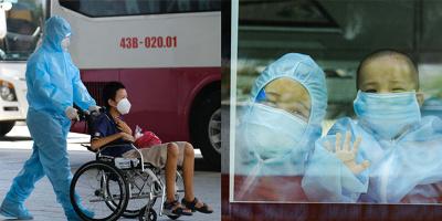 Đà Nẵng đón con xa xứ: Mừng phát khóc ngày nghe tin được rời Sài Gòn