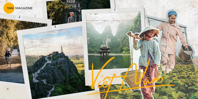 Việt Nam đáng sống qua 15 lý do của một người Canada: Cà phê, hương biển và những ngày mưa