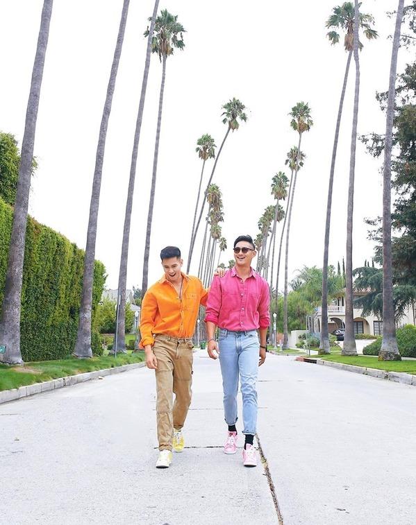 Hồ Vĩnh Khoa cùng bạn trai đồng giới kỉ niệm 2 năm ngày cưới - Tin sao Viet - Tin tuc sao Viet - Scandal sao Viet - Tin tuc cua Sao - Tin cua Sao