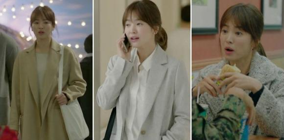 Song Hye Kyo tái hiện hình ảnh bác sĩ Kang trong Hậu duệ của mặt trời, fan lại nghẹn ngào khó tả-6