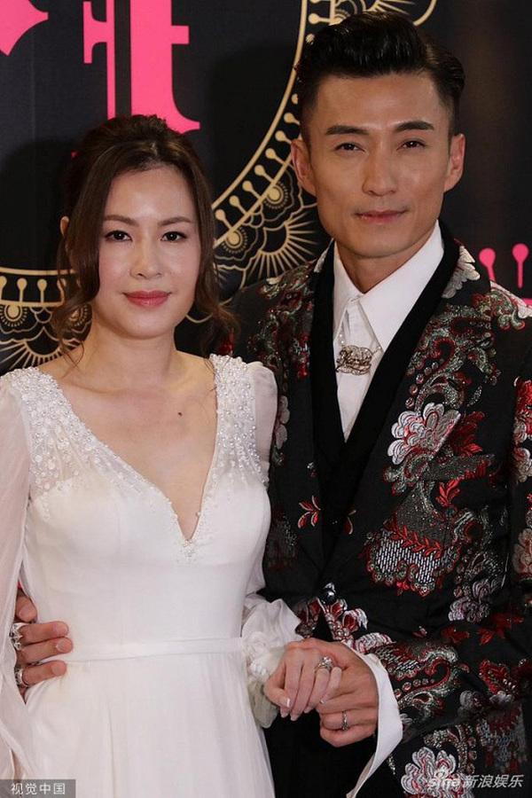 Dán sao hàng đầu TVB hội ngộ tại đám cưới Trần Sơn Thông