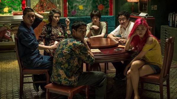 Phố người Hoa, bộ phim bùng nổ phòng vé Hàn vào năm 2012 - Ản pinterest