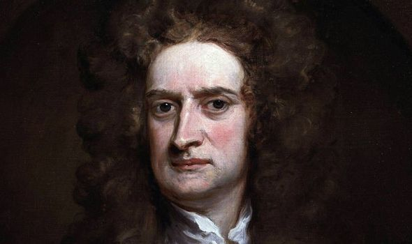 Isaac Newton breakthrough: How 'Holy Grail of maths' discovery ...