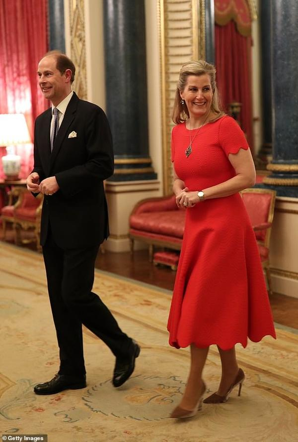 Prince Edward and Sophie Wessex are hiring an Assistant Private ...