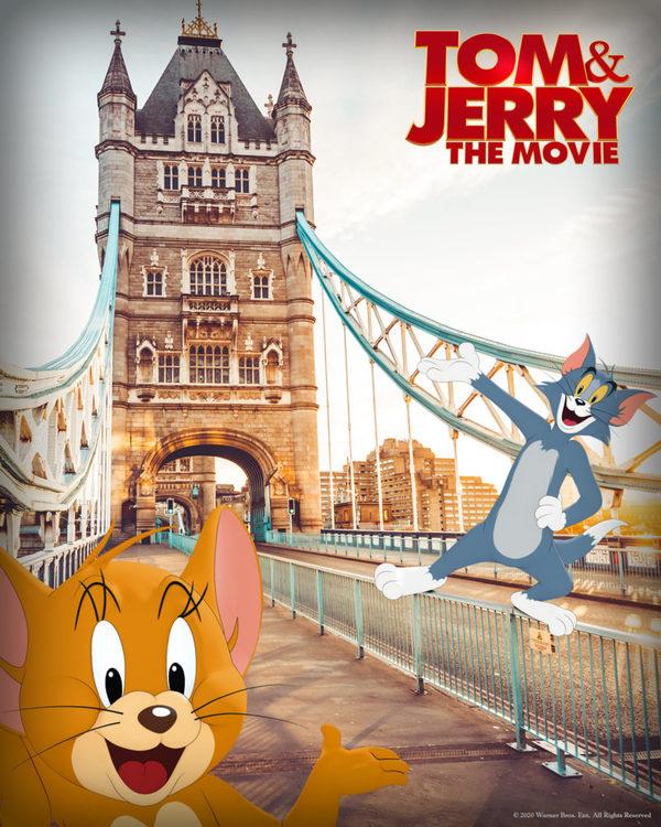 Kết quả hình ảnh cho Tom và Jerry - Quậy tung New York