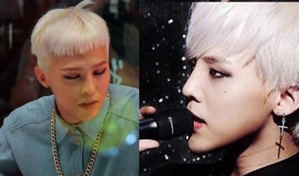 G-Dragon khi trang điểm đậm chưa từng bị chê bai, thậm chí là được khen ngợi vì thần thái trở nên đỉnh hơn.(Ảnh: TH)