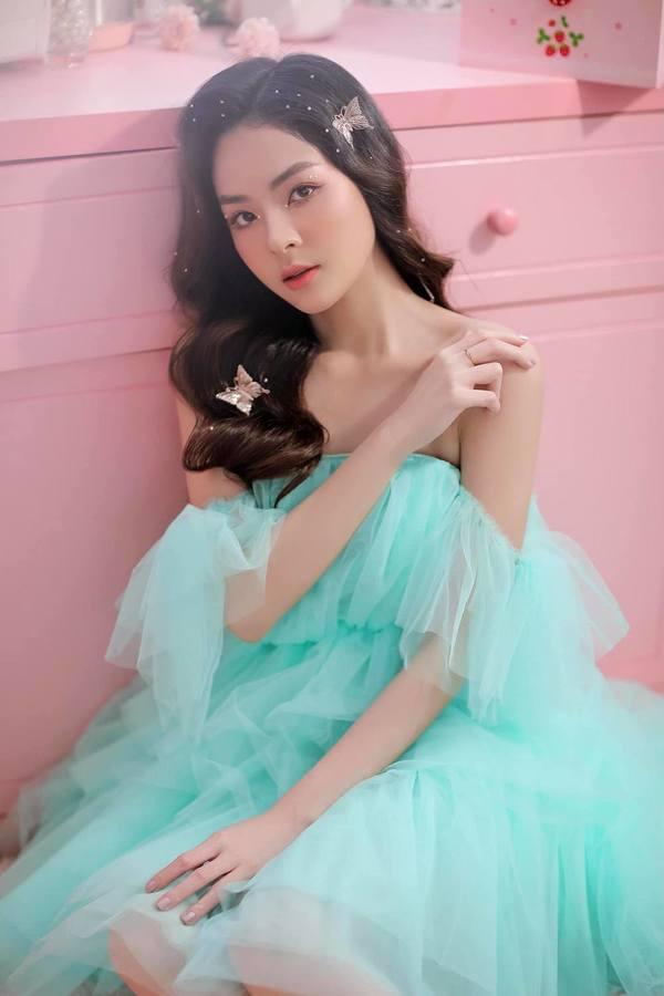 """Phương Tâm cũng từng là cô nàng đảm nhận vai diễn """"bánh bèo"""" trong clip của BB&BG. Hiện tại, cô nàng không theo đuổi nghệ thuật. (Ảnh: FBNV) - Tin sao Viet - Tin tuc sao Viet - Scandal sao Viet - Tin tuc cua Sao - Tin cua Sao"""