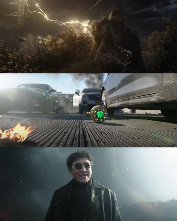 Fan dự đoán có đến 3 phản diện trong phần phim này. (Ảnh:Tư liệu phim)