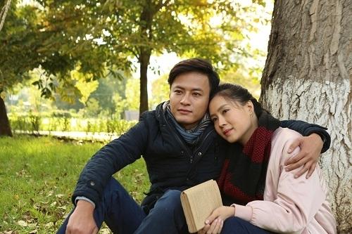 """Cặp đôi """"song Hồng"""" trở lại màn ảnh sau 6 năm. (Ảnh: VTV)"""