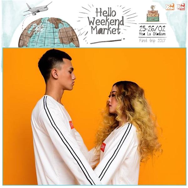 Tưng bừng chào đón sự trở lại hoành tráng của Hello Weekend Market!
