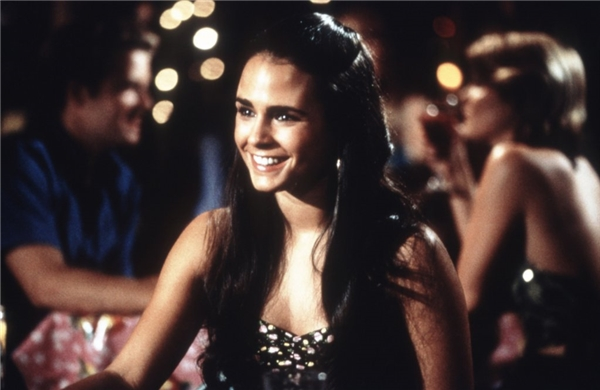 Jordana Brewster thời The Fast and the Furious 2001.