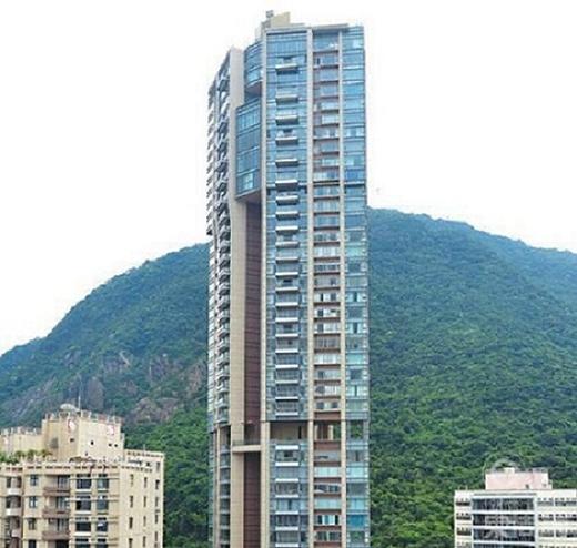 Đây là khu căn hộcao cấp của tập đoàn Tây Sơn Thiên Hối mà người đẹp Angela Baby vừa mới mạnh tay chi tiền đầu tư.