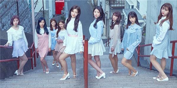 """DIA là nhóm nhạc nữ gồm có 9 thành viên. Bên cạnh đó, họ còn được biết đến là """"đàn em"""" của nhóm nhạc nữ nổi tiếng T-Ara khi hai girlgroup này cùng """"chung dưới một mái nhà"""" MBK Entertainment."""