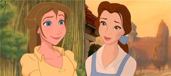 Có lẽ nào Jane lại là hậu duệ của nàng Belle?