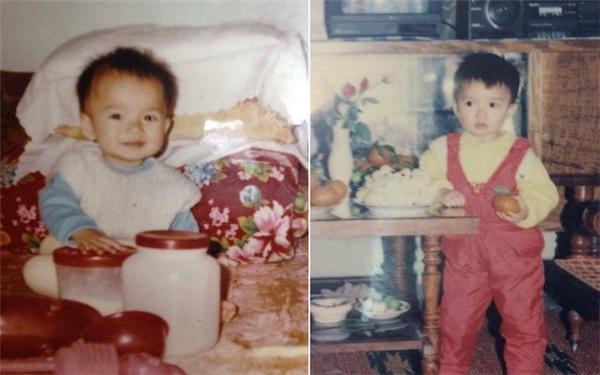 Tú Linh hồi nhỏ không khác gì mộtcậu con trai.
