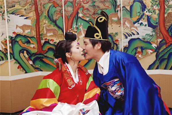 Trên thực tế, người Hàn Quốc thường kết hôn khá trễ.