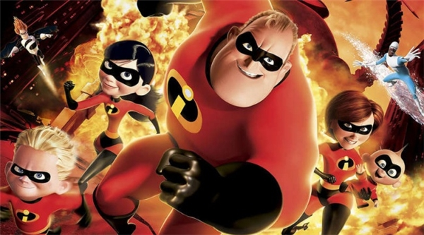 The Incredibles 2.