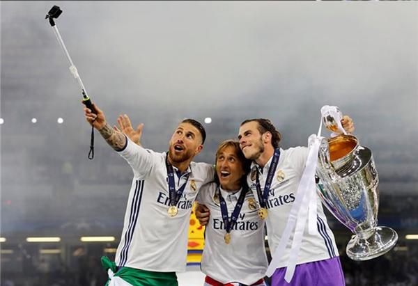 Gareth Bale đã có được chức vô địch thứ 3 trong sự nghiệp