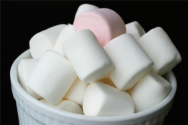 Bên cạnh cuộn giấy vệ sinh chính là hình ảnh của những viên kẹomarshmallow được gợi nhớ đến khi người ta nhìn thấy chiếc loa thông minh màu trắng mới tinh của Apple.