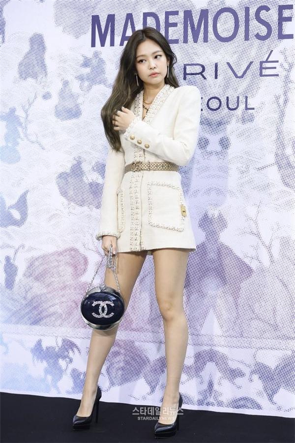 Thành viên của Black Pink Jennie Kim.