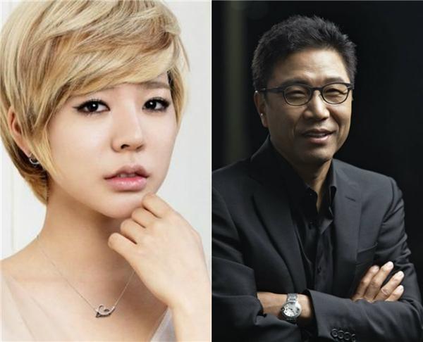 Sunny là nghệ sĩ dưới trướng công ty của chú ruột mình, Lee Soo Man.