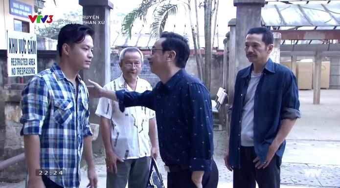 Nhờ sự nhiệt tình huy động mối quan hệ của Phan Quân,Lê Thành nhanh chóng được thả tựdo.