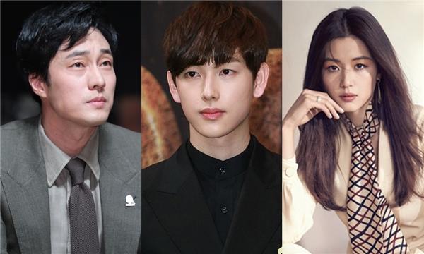 Ba thứ hạng tiếp theo thuộc về So Ji Sub, Im Si Wan và Jun Ji Hyun.