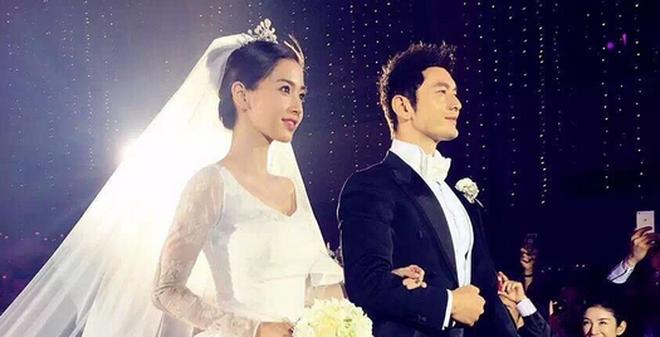 Cặp đôi giàu có, quyền lực Hoa ngữ.