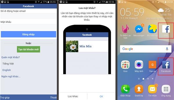 Với Facebook Lite, sử dụng song song 2 tài khoản là điều vô cùng dễ dàng.