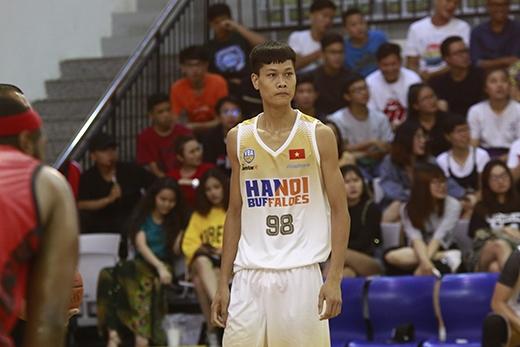 Kết quả trận pre-season giữa Saigon Heat và Hanoi Buffaloes