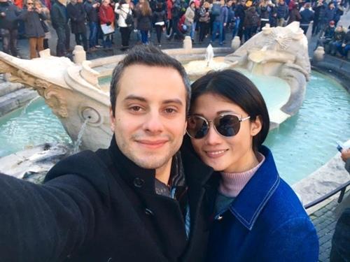 Cặp đôi thường xuyên đi du lịch cùng nhau. - Tin sao Viet - Tin tuc sao Viet - Scandal sao Viet - Tin tuc cua Sao - Tin cua Sao