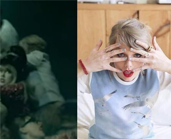 Taylor Swift phiên bản Album Cover 1989 ra mắt năm 2014.