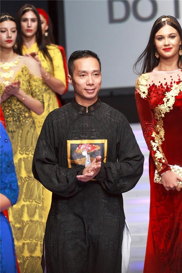 NTK Đỗ Trịnh Hoài Nam.