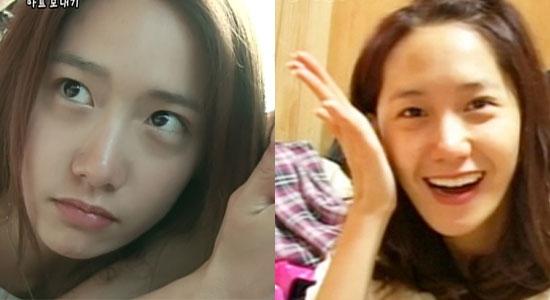 Ngắm nhìn những hình ảnh vừa mới ngủ dậy của Yoona (SNSD), khán giả mới hiểu vì sao trong bao năm qua, cô nàng luôn được xem là 1 trong những mỹ nhân hàng đầu của Kpop.