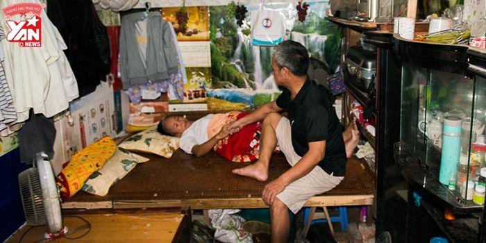 Người chồng 14 năm chăm sóc vợ chạy thận: 14 năm không rời vợ một giây, thà đói chứ không để vợ khổ!