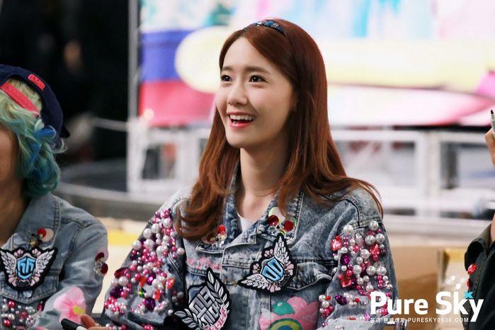 Những nụ cười hạnh phúc khi được nhìn thấy fan của các cô nàng SNSD