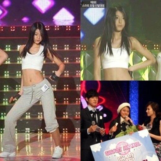 Với vóc dáng chuẩn, khả năng nhảy tốtcùng gương mặt xinh xắnkhông tỳ vết, cô bé Seolhyun đã chinh phục ban giam khảo và xếp hạng 8 chung cuộc.