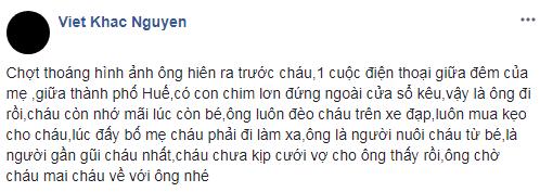 Hiện tại, trang cá nhân của Khắc Việt cũng đổi ảnh nền màu đen. - Tin sao Viet - Tin tuc sao Viet - Scandal sao Viet - Tin tuc cua Sao - Tin cua Sao