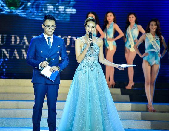 Bị BTC đổ lỗi, MC Phương Mai tung bằng chứng Hoa hậu Đại dương cố tình lơ Đặng Thu Thảo - Tin sao Viet - Tin tuc sao Viet - Scandal sao Viet - Tin tuc cua Sao - Tin cua Sao