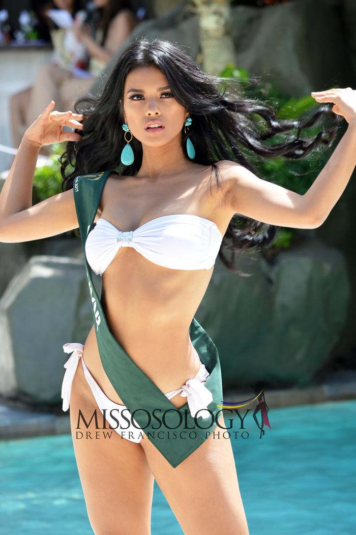 Đại diện Việt Nam xếp thứ mấy trong Top 15 trình diễn bikini đẹp nhất ở Miss Earth 2017?