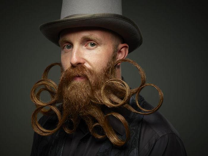 """Những người đàn ông có râu ria phát triển thường mạnh mẽ trong """"chuyện ấy"""""""