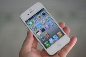 Iphone 4 có thêm phiên bản màu trắng.