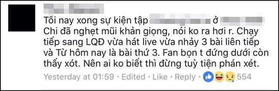 Lời giải thích cho lý do hát live chênh, phô của ngườihâm mộ Chi Pu. - Tin sao Viet - Tin tuc sao Viet - Scandal sao Viet - Tin tuc cua Sao - Tin cua Sao