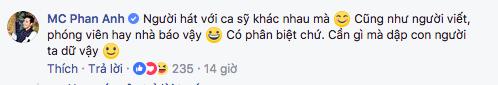 Thanh Thảo ủng hộ Lam Trường bênh Chi Pu: