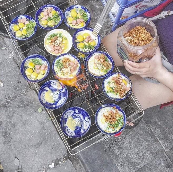 6 món ăn vặt