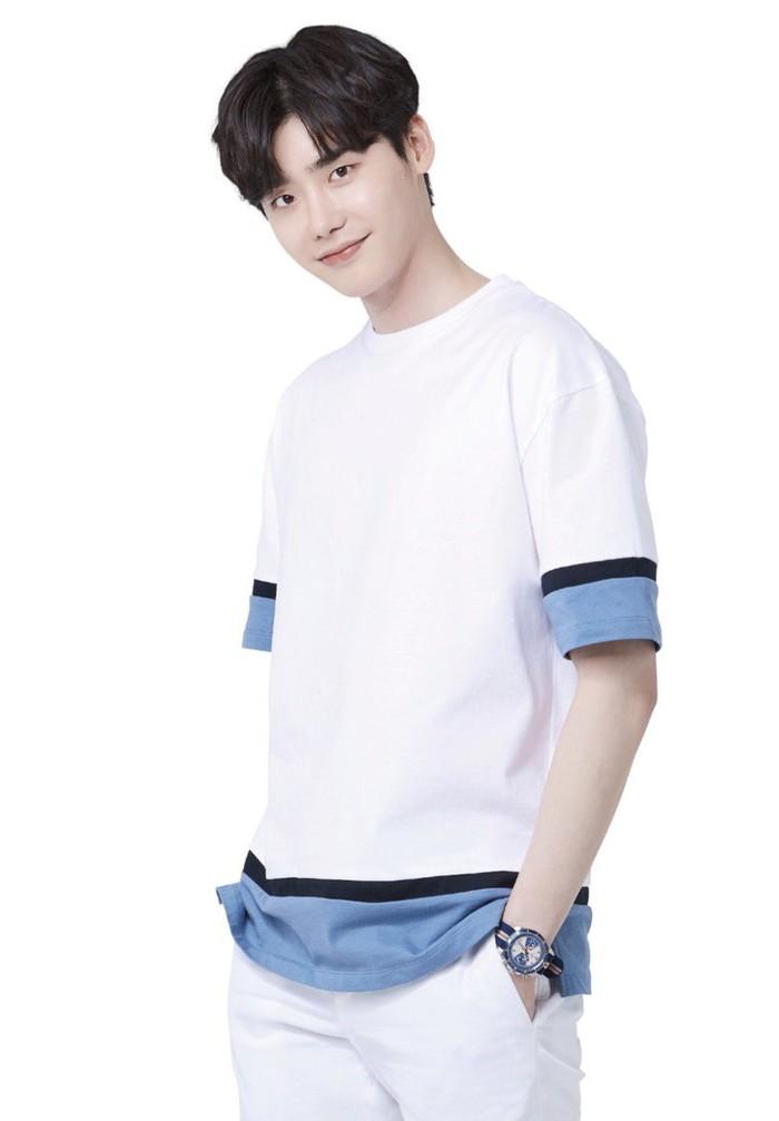 """""""Chốt hạ"""" BXH danh tiếng lần nàychính là nam diễn viênLee Jong Sukvới 7% phiếu bầu."""