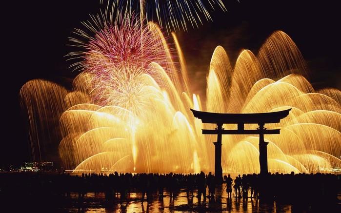 Những địa điểm đón năm mới sớm nhất trên thế giới