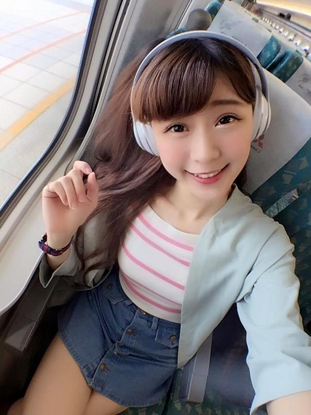 Cô làtiếp viên hàng khôngcủa hãng China Airlines Đài Loan.