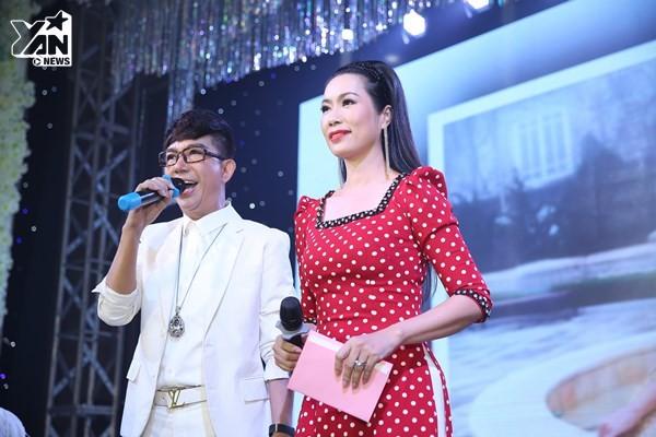 MC của tiệc cưới: Long Nhật - Trịnh Kim Chi. - Tin sao Viet - Tin tuc sao Viet - Scandal sao Viet - Tin tuc cua Sao - Tin cua Sao