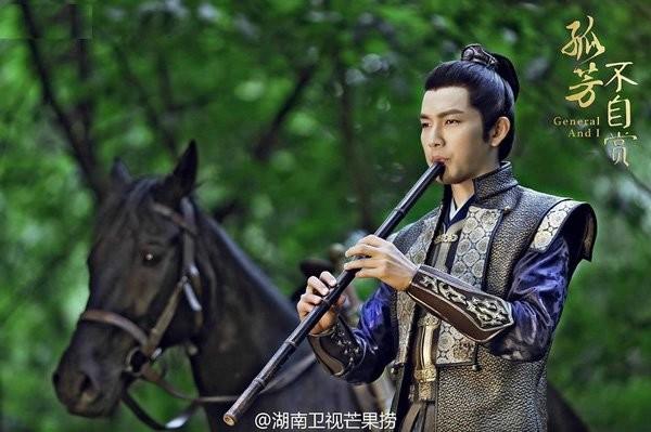 Những nam thần mặt lạnh vẫn được fan yêu mến nồng nhiệt trên màn ảnh Hoa ngữ 2017